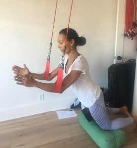 about aria morgan prenatal and postnatal yoga instructor injury rehab and therapeutic applications of yoga los angeles ca