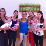 Postnatal Yoga Baby & Me with Aria