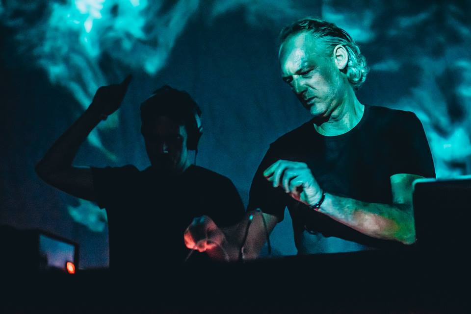 Kruder and Dorfmeister at the Fonda Theatre Los Angeles